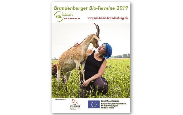 Titelbild des neuen Bio-Terminkalenders 2019