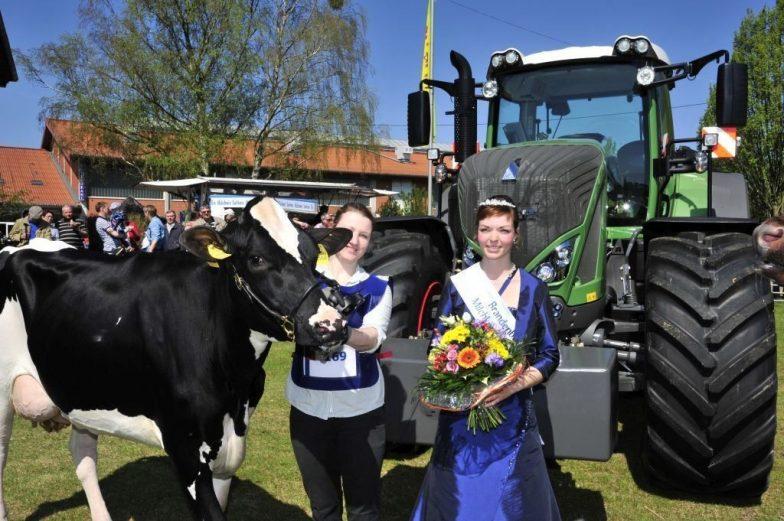 Brandenburgische Landwirtschaftsausstellung, 25. Mai
