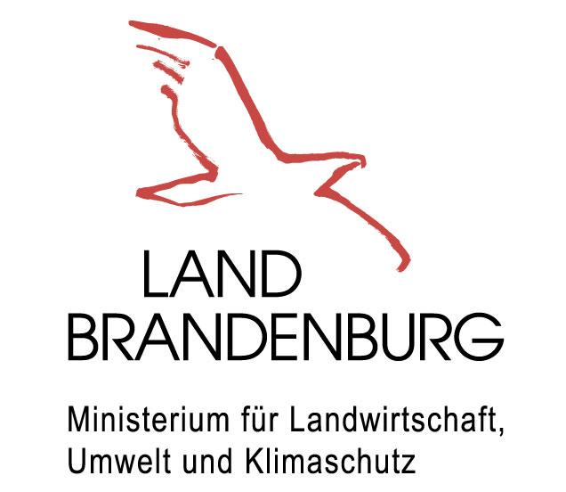 Logo des Ministeriums für Landwirtschaft, Umwelt und Klimaschutz des Landes Brandenburg